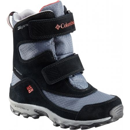 Columbia YOUTH PARKERS PEAK VELCRO BOOT - Kids' outdoor shoes