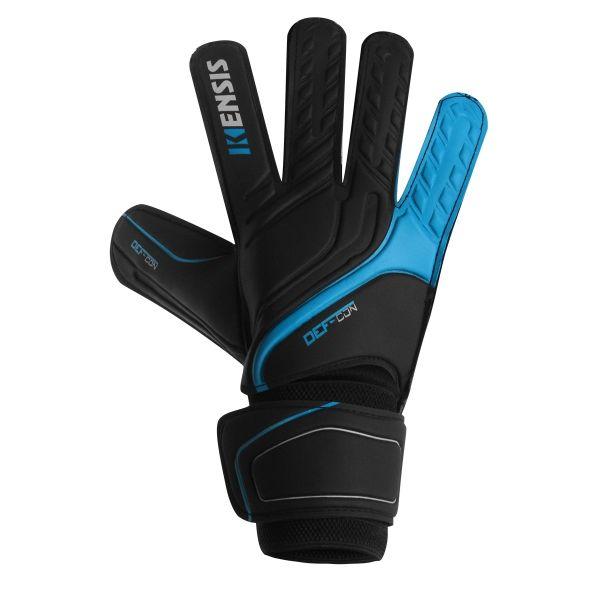 Kensis DEF CON černá 11 - Brankářské rukavice