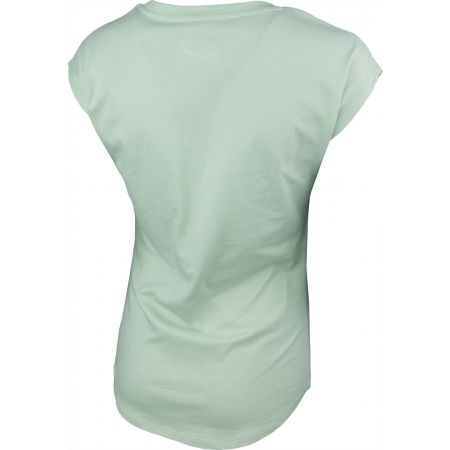 Tricou de damă - Russell Athletic S/S LOGO GREEN TEE - 3