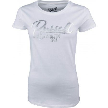 Tricou de damă - Russell Athletic TRIKO KR. RUKÁV SILVER - 1