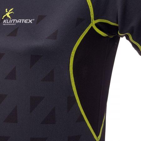 Men's cycling jersey - Klimatex DELMAR - 3