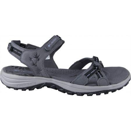 Dámské sandále - Columbia LONG SANDS SANDALS - 3