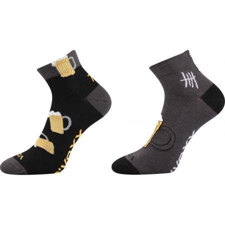 Pánské ponožky - Voxx PONOŽKY 2 PÁRY - 1