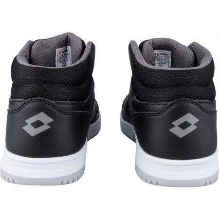 Detská voľnočasová obuv - Lotto TRACER MID LTH JR L - 6