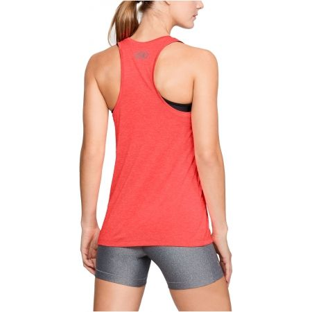 Maieu de damă - Under Armour TECH GRAPHIC TWIST TANK - 4