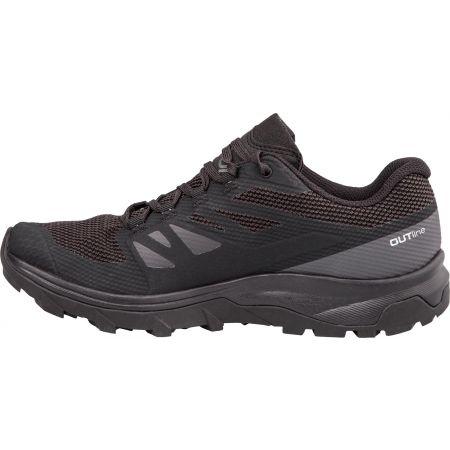 Дамски туристически обувки - Salomon OUTLINE GTX W - 3
