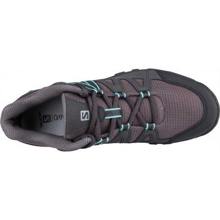 Мъжки туристически  обувки - Salomon DEEPSTONE W - 4