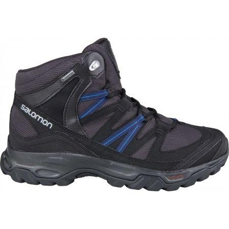 Мъжки туристически обувки - Salomon MUDSTONE MID 2 GTX - 2