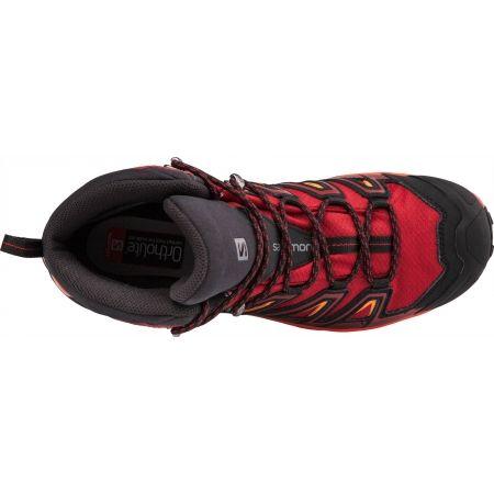 Мъжки туристически обувки - Salomon X ULTRA 3 MID GTX - 4