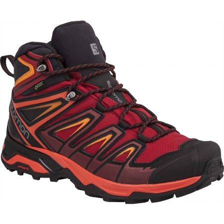Pánská hikingová obuv - Salomon X ULTRA 3 MID GTX - 1 51a07280ba0