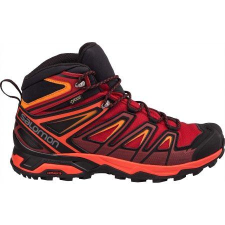 Мъжки туристически обувки - Salomon X ULTRA 3 MID GTX - 2