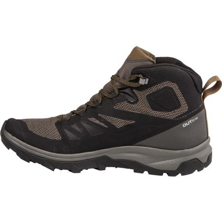 Încălțăminte de hiking bărbați - Salomon OUTLINE MID GTX - 3