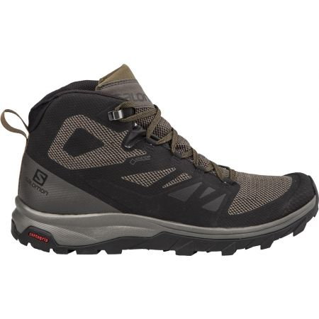 Încălțăminte de hiking bărbați - Salomon OUTLINE MID GTX - 2