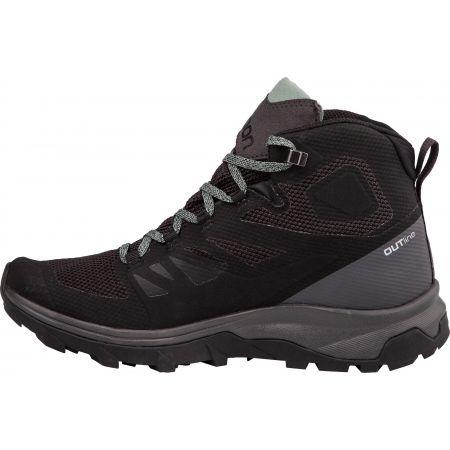 Dámska turistická obuv - Salomon OUTLINE MID GTX W - 3 306125a38c4