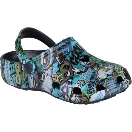 34bbacba0a8dd Dětské sandály - Coqui FROG - 1