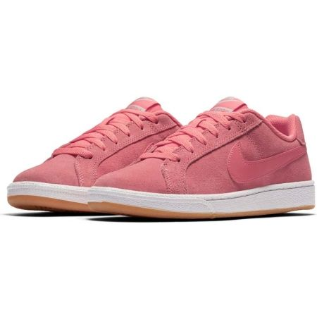 Damen Lifestyle Schuh - Nike COURT ROYALE SUEDE W - 3