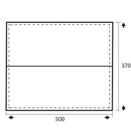 Płachta biwakowa - TRIMM TRACE XL - 2