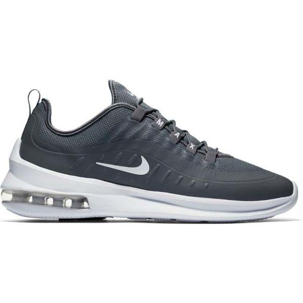 Nike AIR MAX AXIS šedá Pánska voľnočasová obuv 9.5 Nike