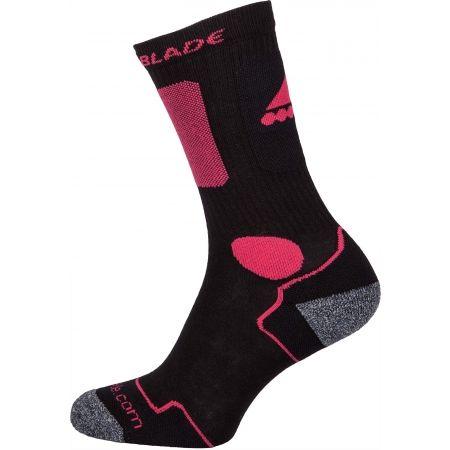 Дамски три четвърти чорапи - Rollerblade ДАМСКИ ЧОРАПИ INLINE - 1