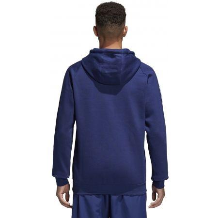 Hanorac de bărbați - adidas CORE18 HOODY - 4