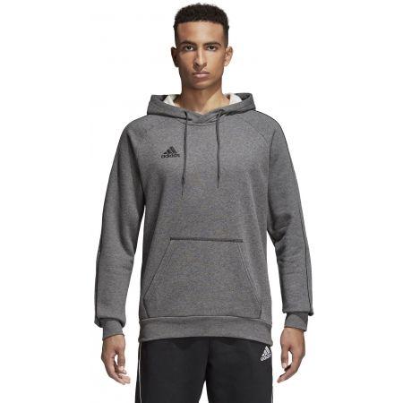 Bluza męska - adidas CORE18 HOODY - 2