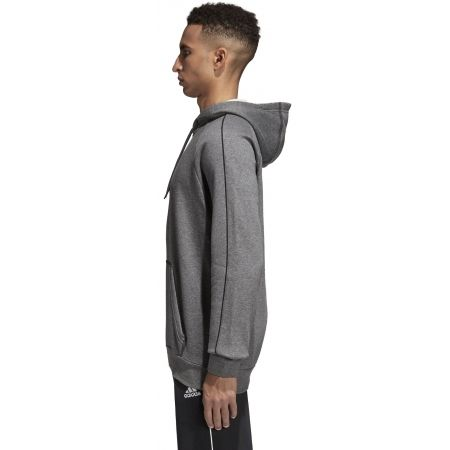 Bluza męska - adidas CORE18 HOODY - 3