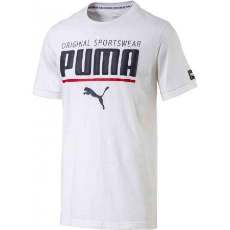 87fd58c99d Puma STYLE ATHLETIC TEE | sportisimo.hu
