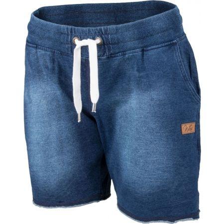55f512403011 Dámské šortky džínového vzhledu - Willard LORAN - 1