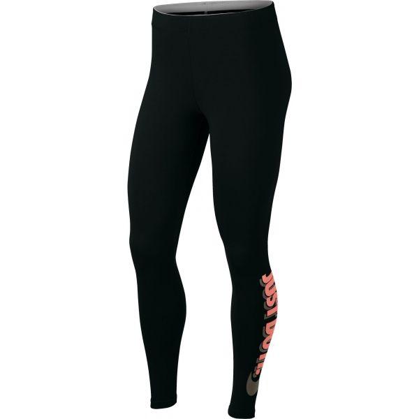Nike SPORTSWEAR LEGGINGS W černá XS - Dámské legíny