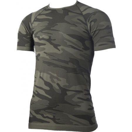 Funkčné tričko - Mico HALF SLVS R/NECK SHIRT SKIN