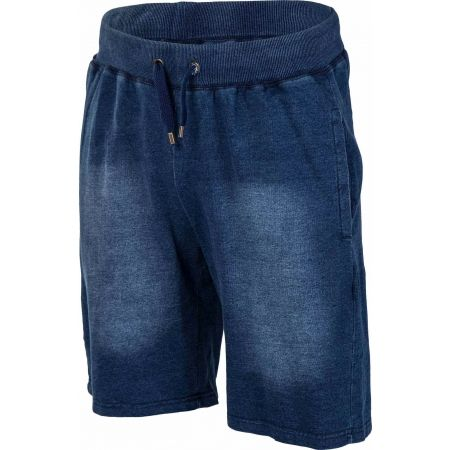 cc0131ac8452 Pánské šortky džínového vzhledu - Willard BARACK - 1