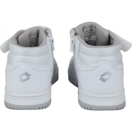 Dětská volnočasová obuv - Lotto TRACER MID LTH CL SL - 7