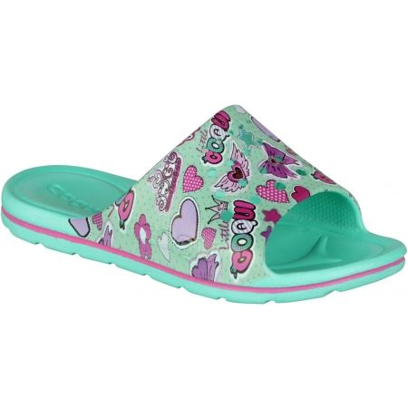 Coqui PRINTED - Children's slides