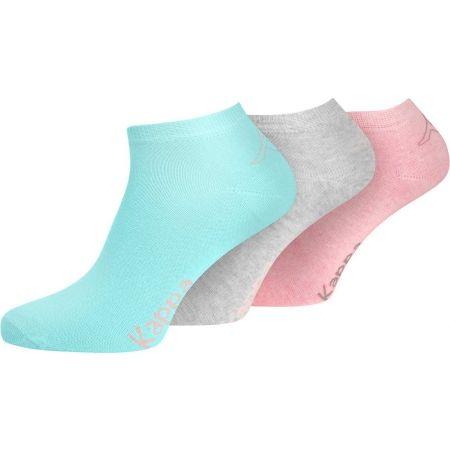 Kappa ZERAZ 3 PACK - Dámské ponožky