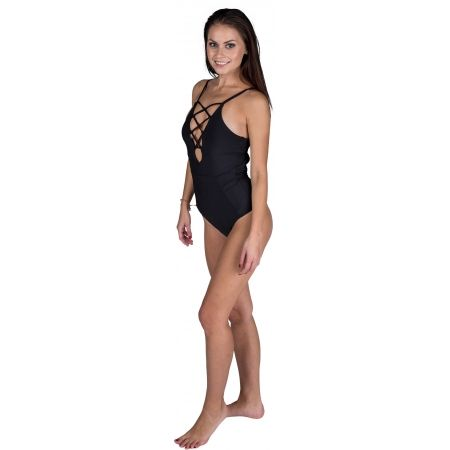 Women's one-piece swimsuit - O'Neill PW LINE SMOOTH SWIMSUIT - 3
