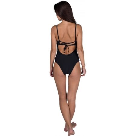 Women's one-piece swimsuit - O'Neill PW LINE SMOOTH SWIMSUIT - 4