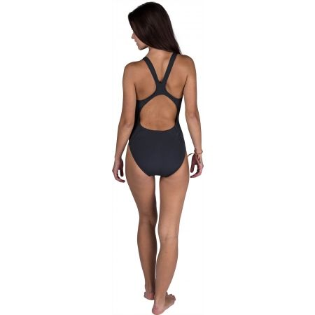 Women's one-piece swimsuit - adidas INF+ SOLID ONE PIECE - 4