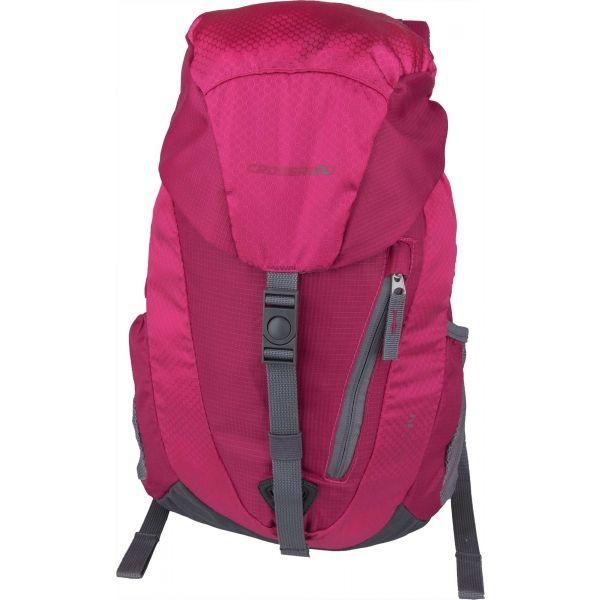 Crossroad JUNO 14 ružová NS - Univerzálny detský batoh