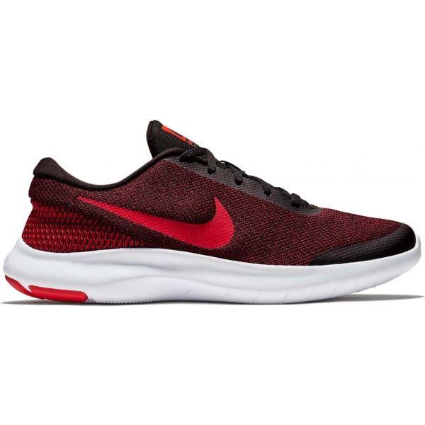 Nike FLEX EXPERIENCE RN 7 červená 11.5 - Pánská běžecká obuv