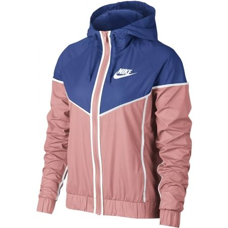 Dámská bunda - Nike NSW WR JKT - 1