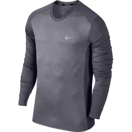 Pánské tričko - Nike M NK MILER TOP LS - 1