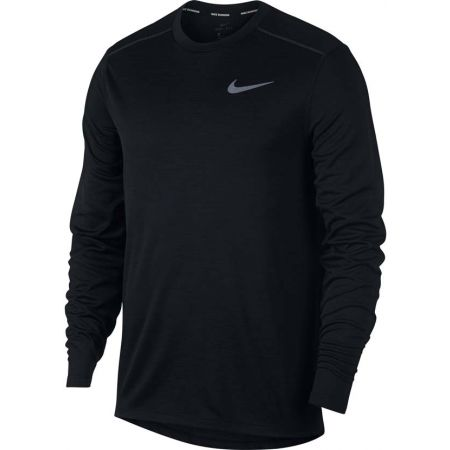 Pánske bežecké tričko - Nike PACER TOP CREW - 1