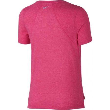 Dámske bežecké tričko - Nike MILER TOP SS JDI - 2