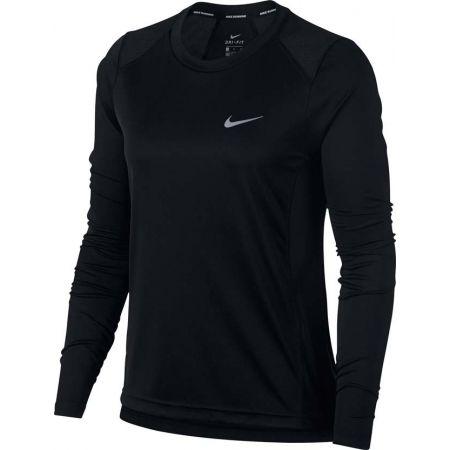 Dámské běžecké triko - Nike MILER TOP LS - 1