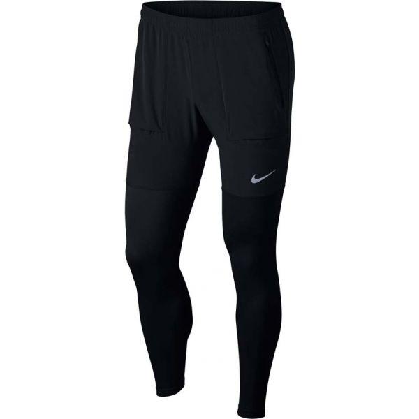 Nike ESSNTL HYBRID PANT černá M - Pánské běžecké kalhoty