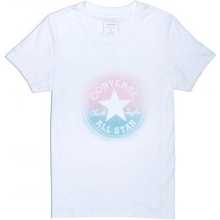 ac5e96425ed Dámské tričko - Converse OMBRE CP CREW TEE - 1