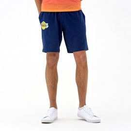 New Era NE LOS ANGELES LAKERS COASTAL HEAT SHORT - Pánske šortky
