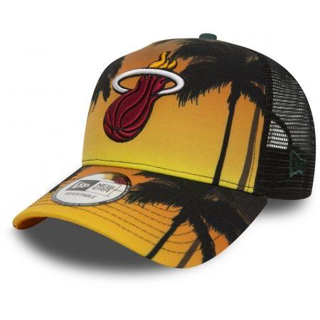 Uniszex baseball sapka - New Era 9FORTY NBA MIAMI HEATS 98c4744189