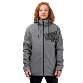 Horsefeathers BRACE - Men's reflective jacket