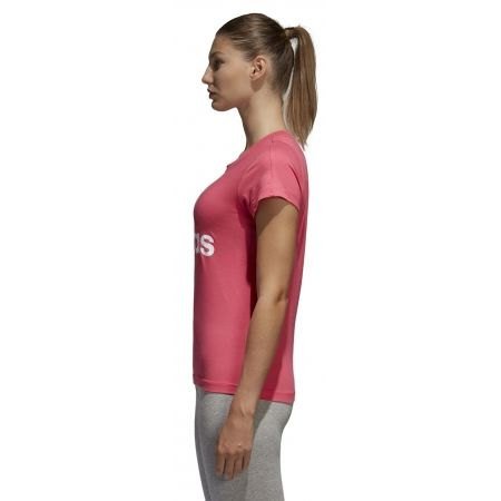 Women's T-shirt - adidas ESSENTIALS LINEAR SLIM TEE - 5